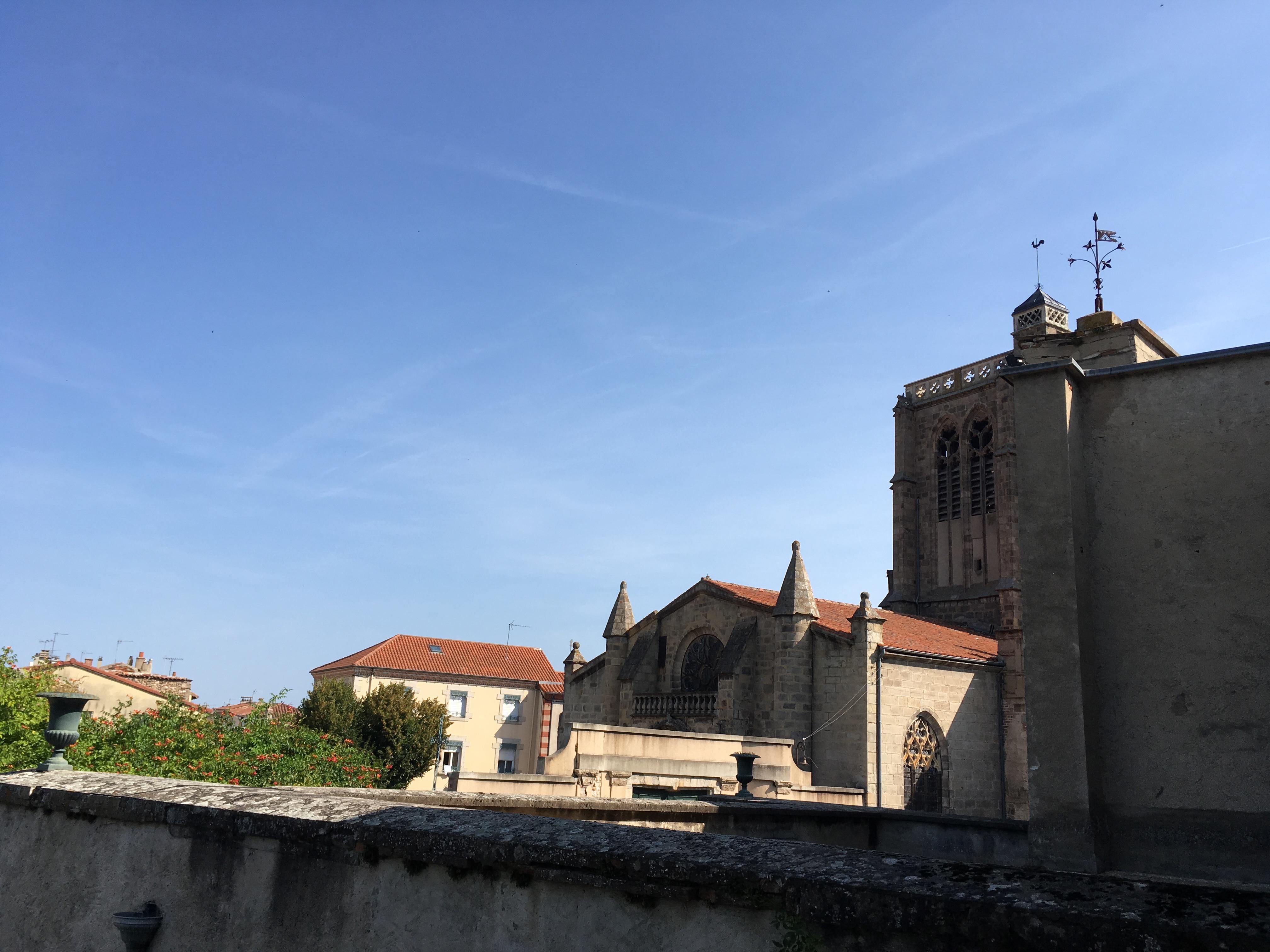 Château de Sury Le Comtal