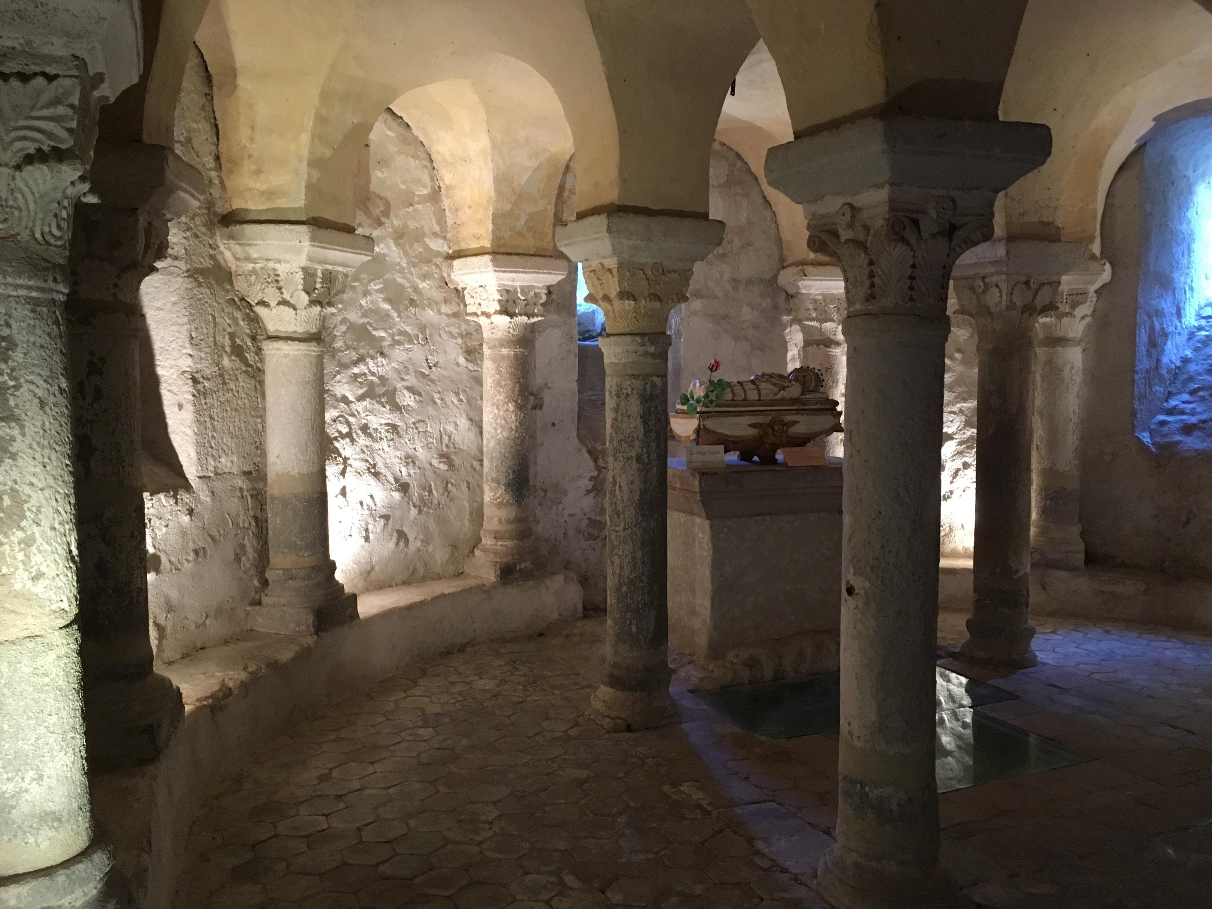 Crypte de l'église