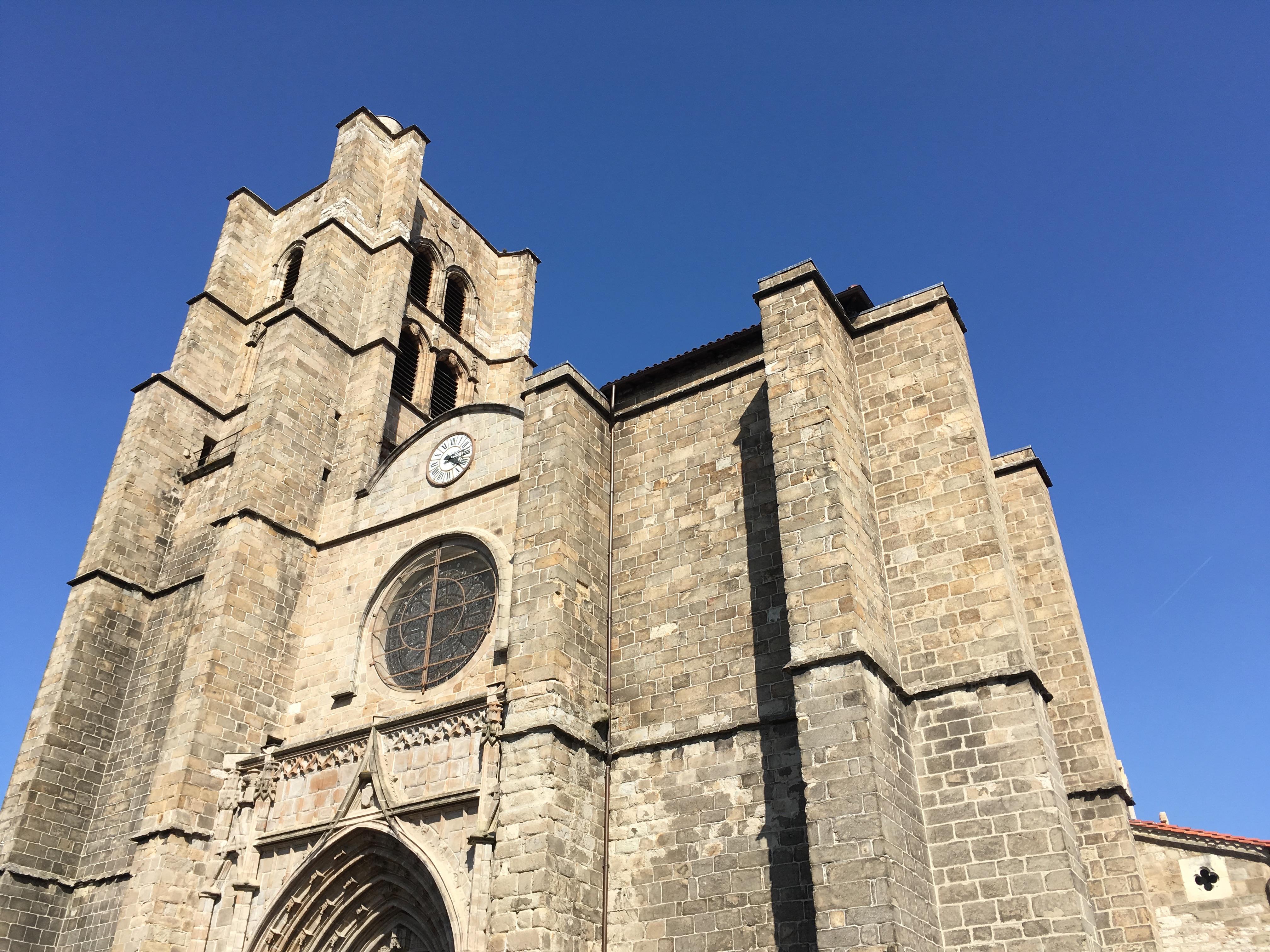 Collégiale Notre-Dame à Montbrison