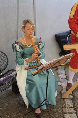 Musicien des Dam'Oiseaux