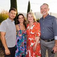 Chris Cutler, Sarah Schmidt, Julie Schmidt, Dan Schmidt Broadway and Vine.jpg