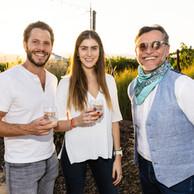 Geronimo Cervantes, Alejandra Cervantes, Xavier Cervantes Winemakers Broadway and Vine.jpg