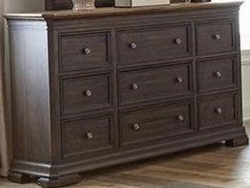 Grand Louie 9 Drawer Dresser