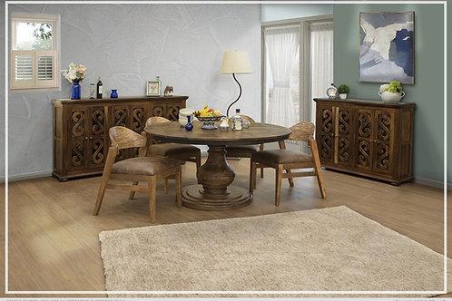 Salamanca 5 pc. Round Table Set