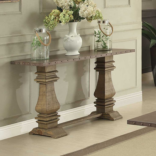 Anna Claire Collection Sofa Table by Homelegance