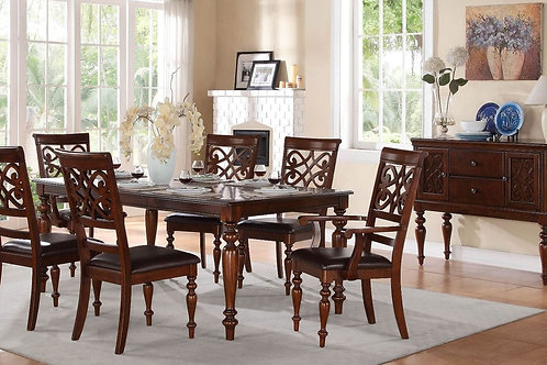 Creswell Collection Extendable 5 Piece Table Set by Homelegance