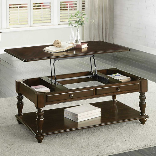 Lovington Collection Cocktail Table by Homelegance