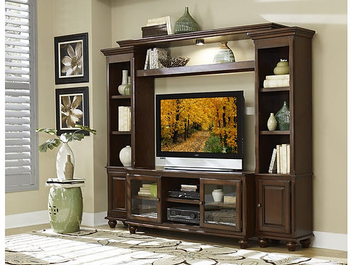 "Lenore Collection 58"" TV Stand Set by Homelegance"