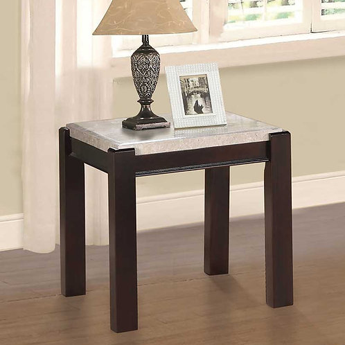 Festus Collection End Table by Homelegance
