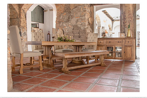 Marquez 6 pc. Dining Table Set (seats up to 8)