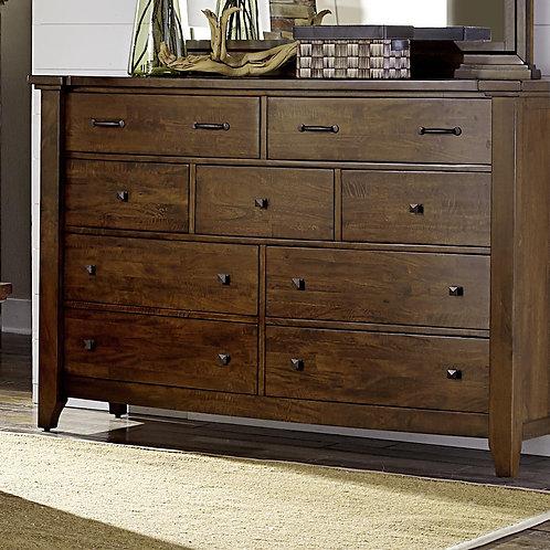 Whistler Retreat 9 Drawer Dresser