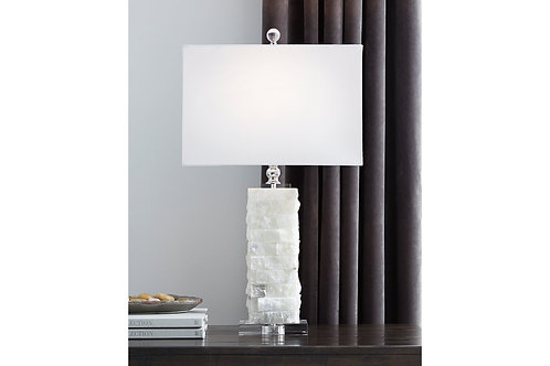 Malise Alabaster Table Lamp