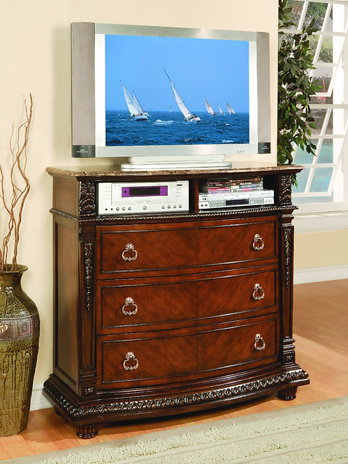 Palace Collection TV Chest by Homelegance