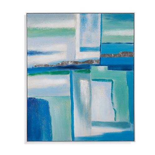 Azul Wall Art