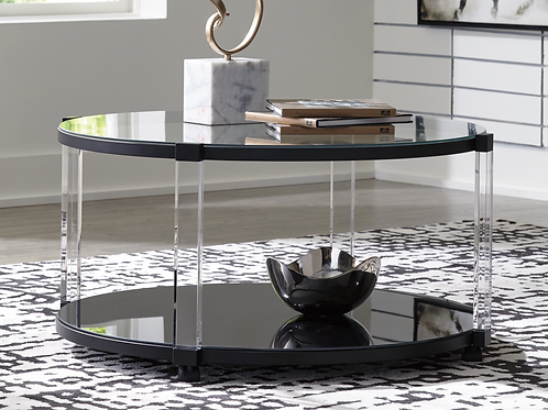 Delsiny Round Cocktail Table