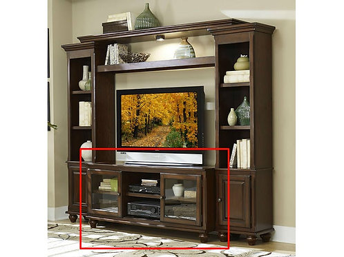 "Lenore Collection 58"" TV Stand by Homelegance"