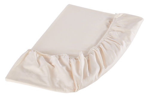 Organic Cotton Fitted Sheet by Sleep & Beyond