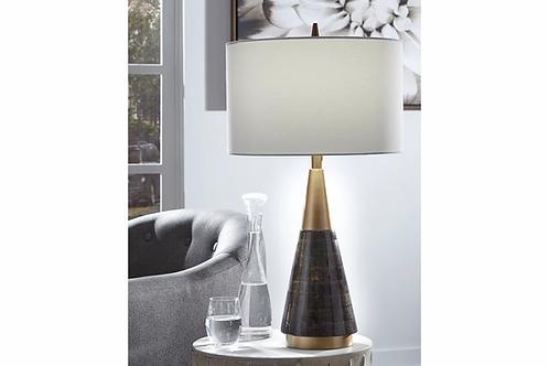 Lyrah Wood Table Lamp