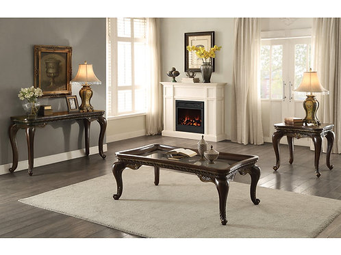 Bonaventure Park Collection Table Set (w/ one End Table) by Homelegance