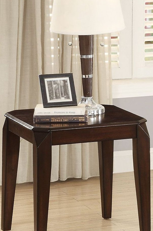 Sikeston Collection End Table by Homelegance