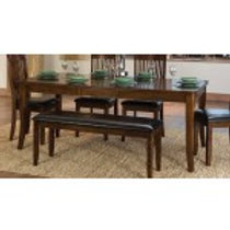 Alita Collection Table w/ Leaf by Homelegance