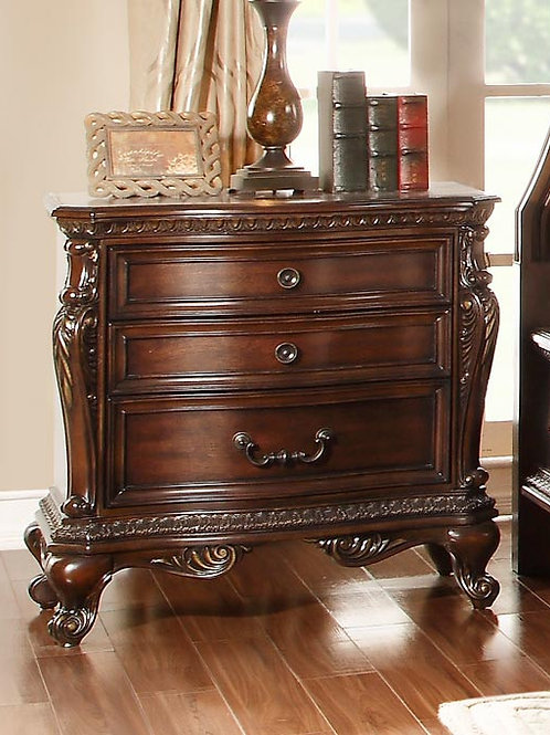 Bonaventure Park Collection Night Stand by Homelegance