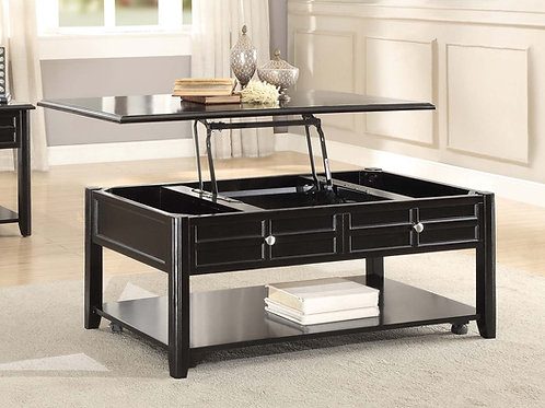 Carrier Collection Cocktail Table by Homelegance