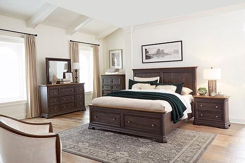 Grand Louie 5 piece Queen Bedroom Set