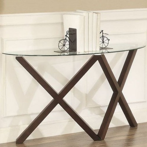 Halston Collection Sofa Table by Homelegance