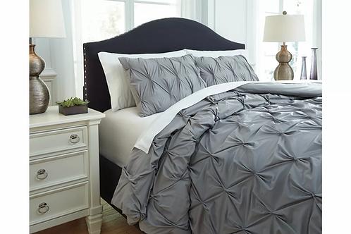 Rimy 3-Piece Queen Comforter Set