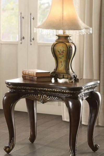 Bonaventure Park Collection End Table by Homelegance