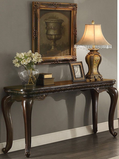 Bonaventure Park Collection Sofa Table by Homelegance