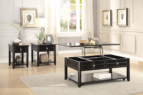 Carrier Collection Table Set (w/ one End Table) by Homelegance