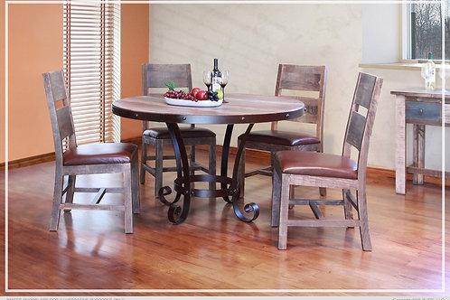 Antique Multicolor 5 Pc. Table Set