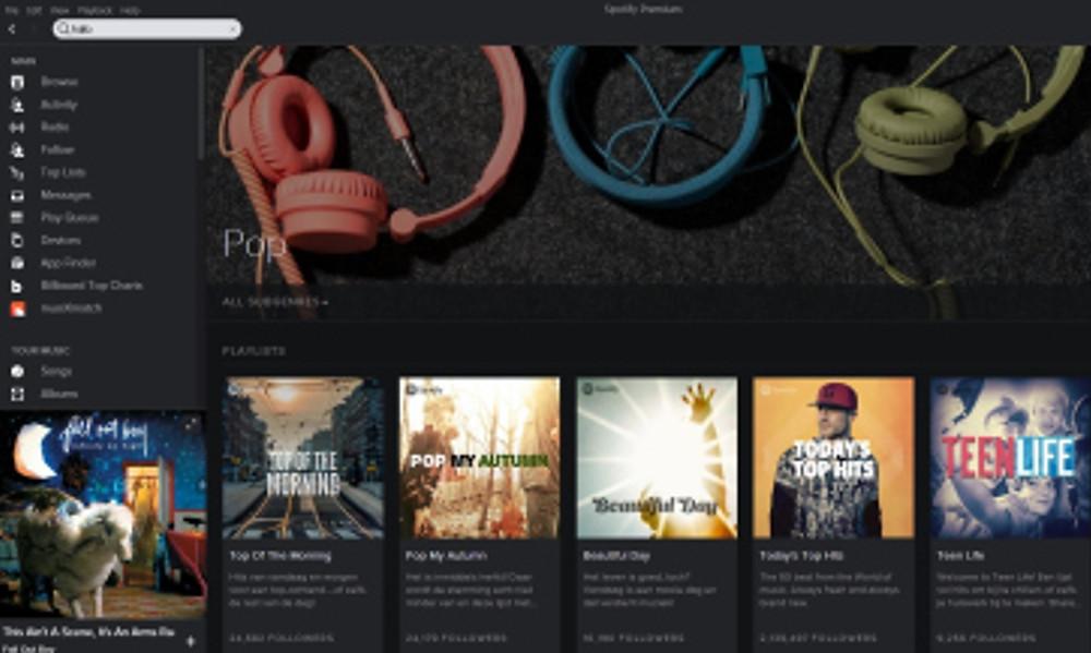 spotify playlists screenshot (2)