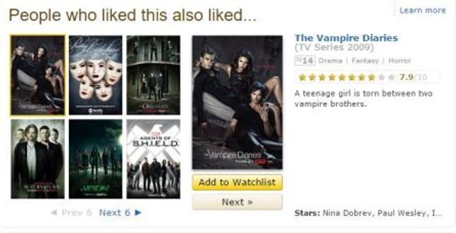 imdb suggestions