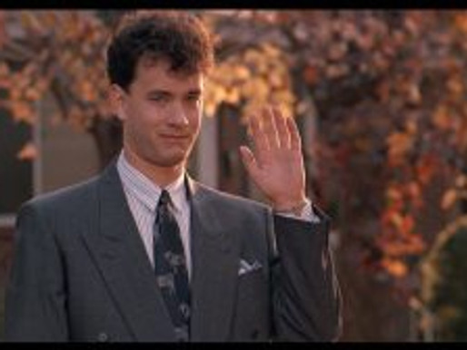 5 things 12-year old Tom Hanks Taught Me