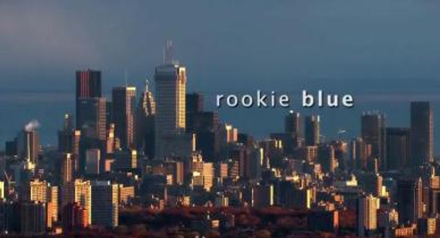 rookie blue opening