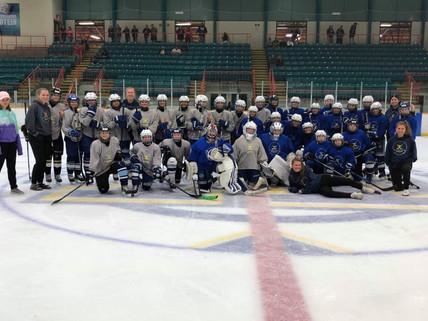 Ice Time 1 Team Photo