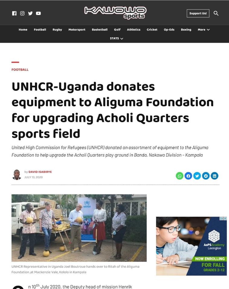 KAWOWO SPORTS Article_ Ritah Aliguma _20