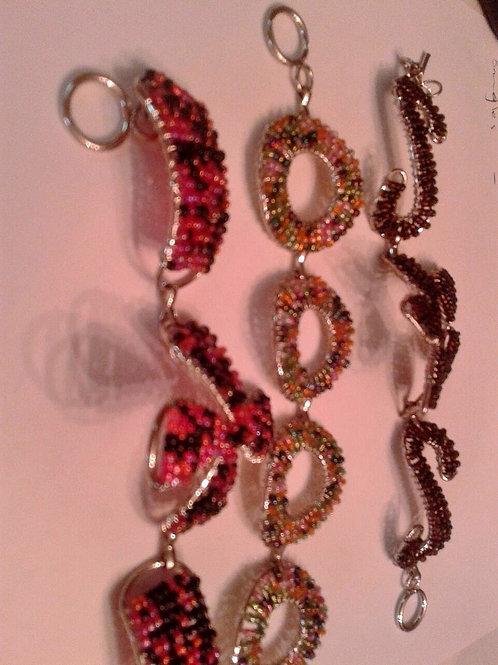 Micro Bead Bracelets (3 altogether!)