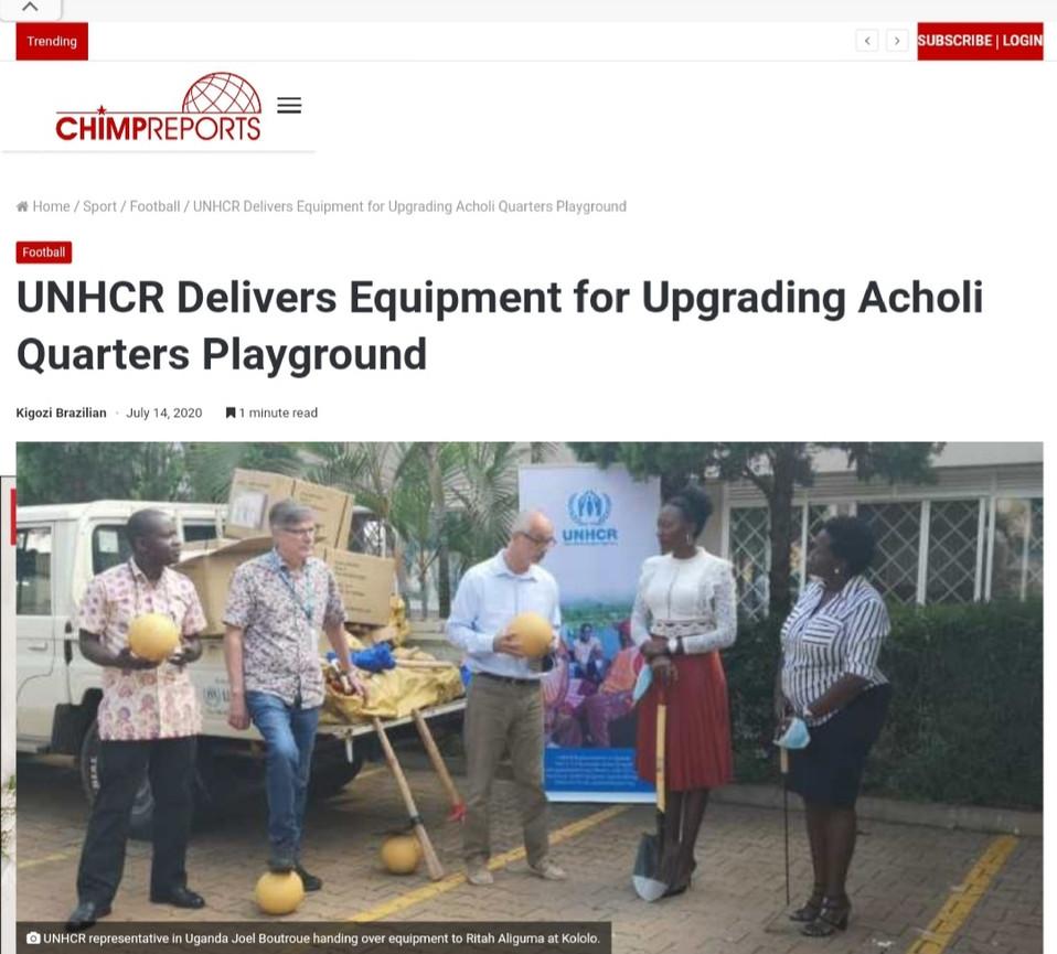 _CHIMP SPORTS _ Ritah Aliguma UNHCR   20