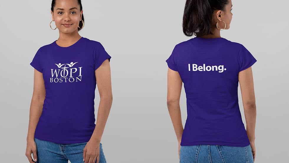 WOPI WOMEN'S  T. Shirt #12