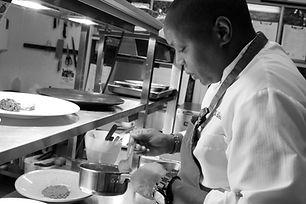 Chef John Chomba