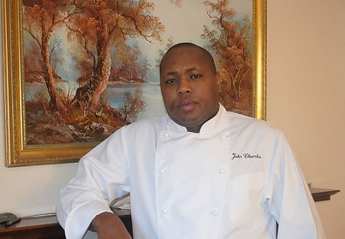 John Chomba Chef & Owner