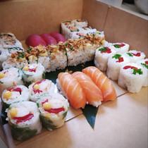 Plateau sushi maxi