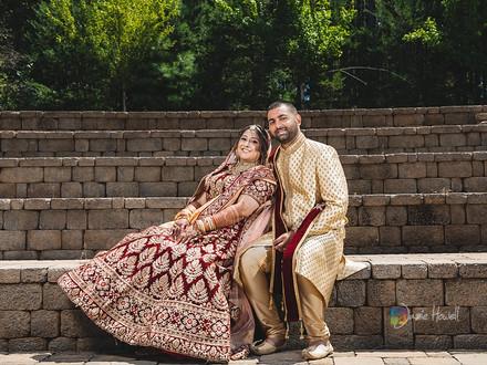 Sohang & Hinali Wedding