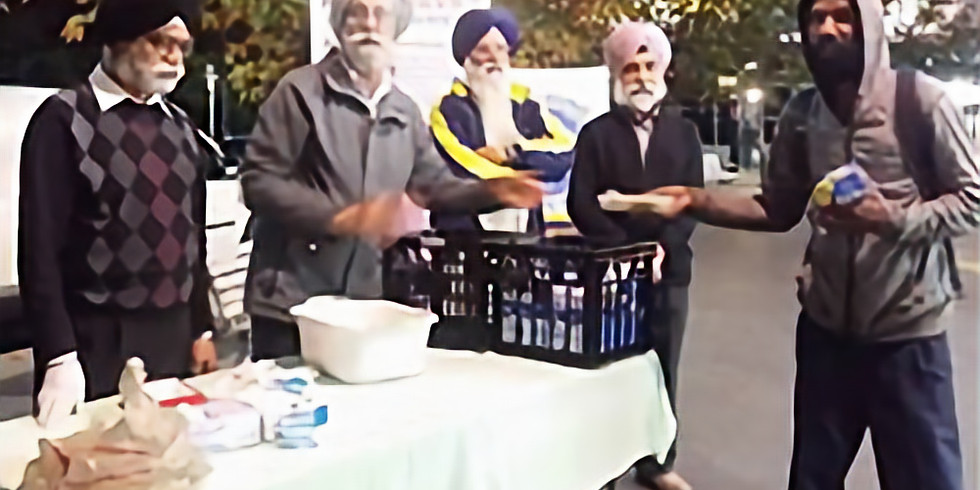 Langar for Hunger - Helping those in time of need