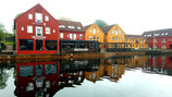 Kristiansand: Skipping Through Every Puddle in Norway