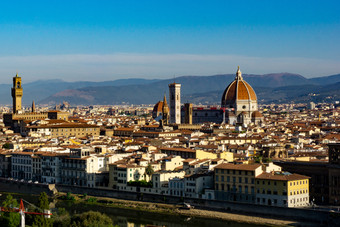 GALLERY: A Morning Stroll Through Florence